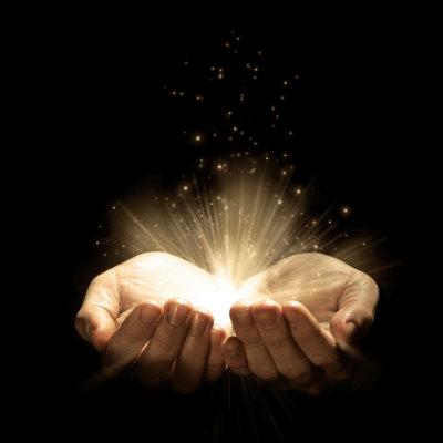 healing hand